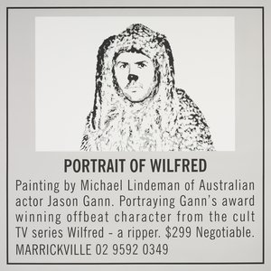Portrait of Wilfred