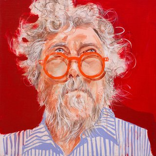 AGNSW prizes William H Luke Remy QC, from Archibald Prize 2017