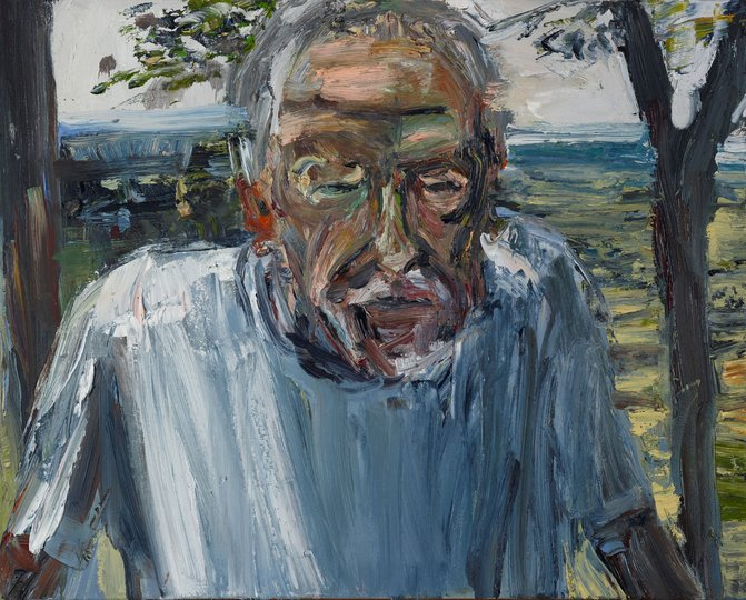 AGNSW prizes Euan Macleod Guy at Jamberoo, from Archibald Prize 2018