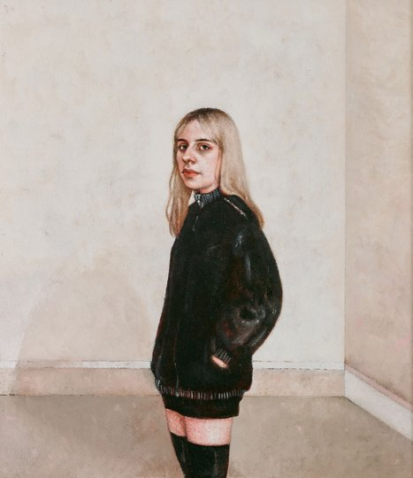 AGNSW prizes India Mark Candy, from Archibald Prize 2018
