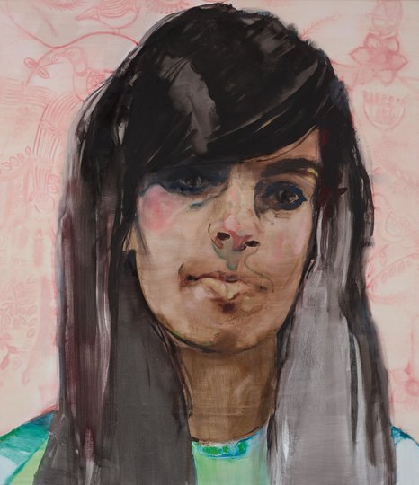 AGNSW prizes Fiona McMonagle Sangeeta Sandrasegar, from Archibald Prize 2018