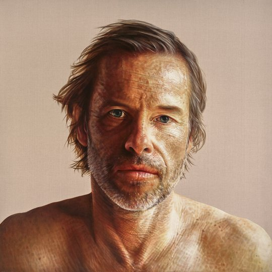 AGNSW prizes Anne Middleton Guy, from Archibald Prize 2018