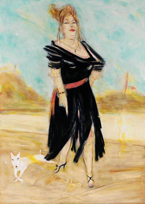 Kerrie Lester - after Goya