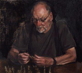 AGNSW prizes Jordan Richardson John, from Archibald Prize 2017