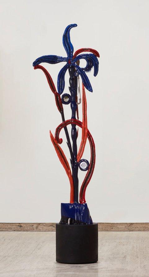 Symbiosis (bluebeard orchid)