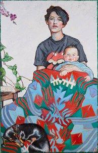 Meg and Amos (and Art)
