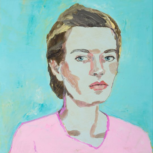AGNSW prizes Vanessa Stockard Self-portrait, from Archibald Prize 2018