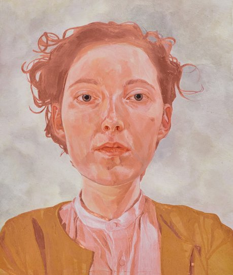 AGNSW prizes Natasha Walsh The scent of rain (self-portrait), from Archibald Prize 2017