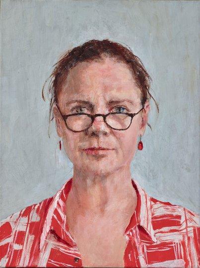 AGNSW prizes Karyn Zamel Marina Finlay, from Archibald Prize 2018