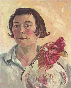Self with subject (cock)