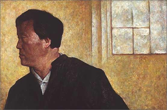 AGNSW prizes Huihai Xie Bannerman, from Archibald Prize 2003