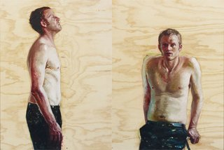AGNSW prizes Yvette Coppersmith John Safran, from Archibald Prize 2009