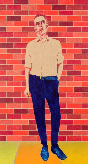 AGNSW prizes what Robert Forster, from Archibald Prize 2017