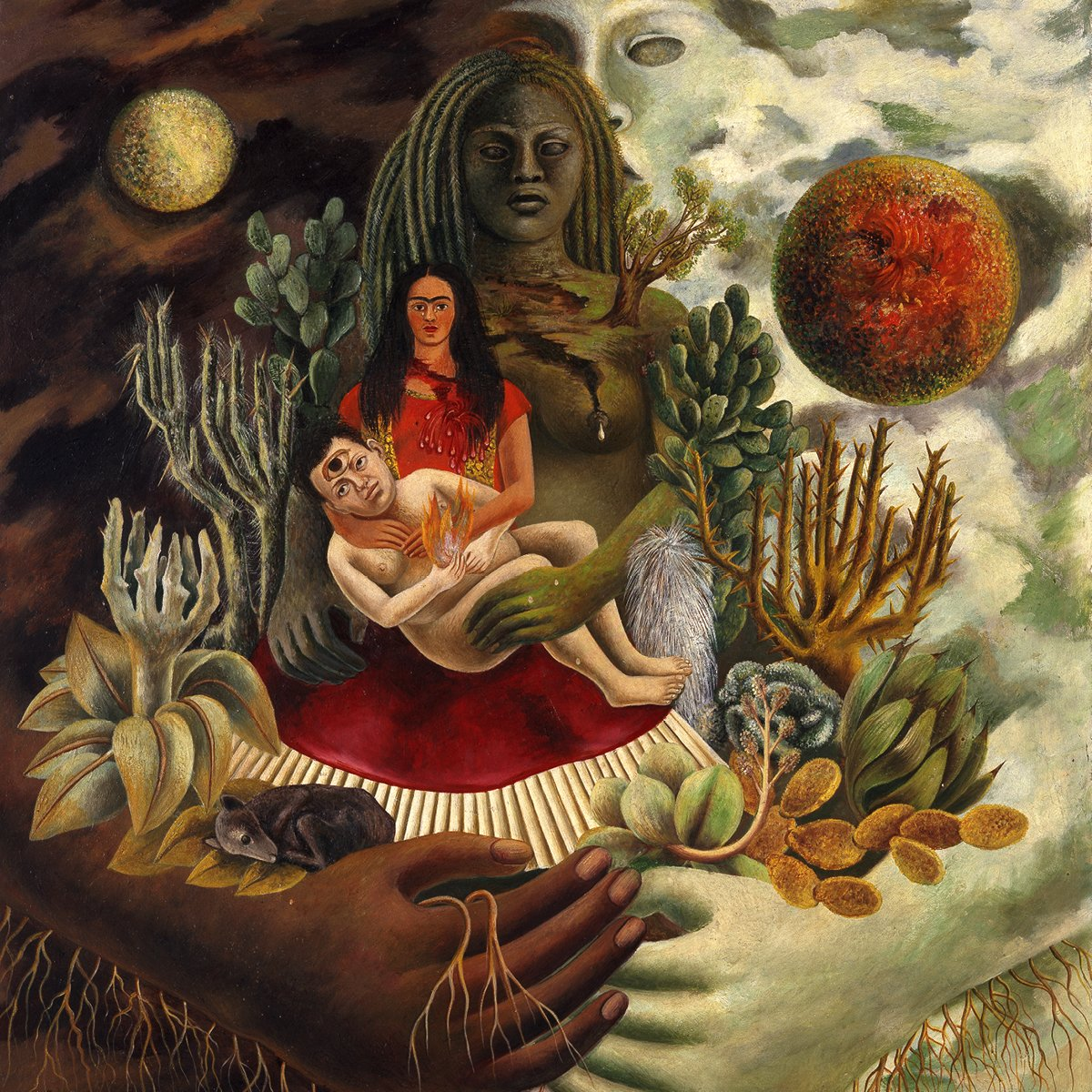 frida kahlo art The smithsonian's archives of american art brings photographs and letters  together in frida kahlo: notas sobre una vida / notes on a life  learn more.