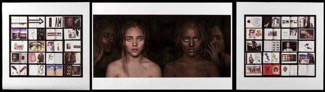 AGNSW ARTEXPRESS Abbey Haberecht Self-portrait (but I don't fit the stereotype), ARTEXPRESS 2017
