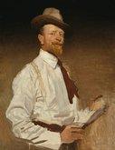 Artist profile: George W Lambert