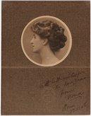 Artist profile: Dora Ohlfsen