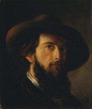 AGNSW artist profile Nicholas Chevalier