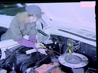 Female mechanic apprentice, 1979, State Library of NSW Collection