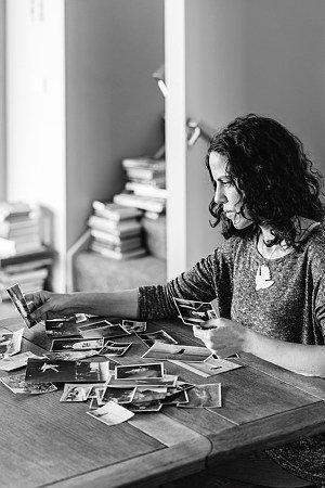 Maria Kontis. Photo by Ona Janzen