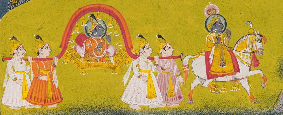 Provenance project: Indian paintings