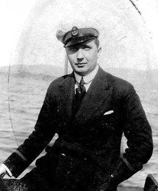 Norwegian shipowner Tryggve Sagen (1891–1952). Photo illustrated in Børre Haugstad, *Tryggve Sagen. Gutten Norge glemte* (Schreibtisch, 2017).