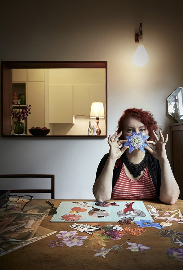 Deborah Kelly. Image © Nick Cubbin