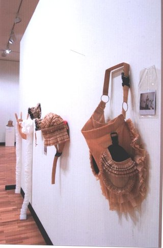 **TAMWORTH REGIONAL GALLERY COLLECTION Linda Lou Murphy *drawing threads* (2004) 2014.27**
