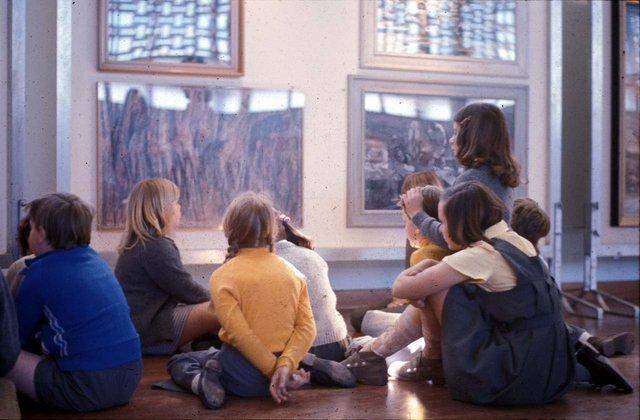 Aspects of Australian art, Bega, 1977. National Art Archive   Art Gallery of NSW
