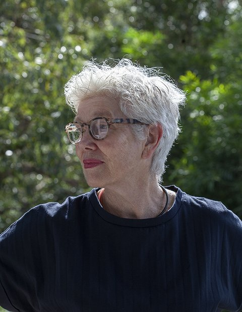 Anne Ferran. Photo: Les Blakebrough.