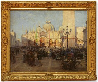 QUEENSLAND ART GALLERY COLLECTION *St Mark's, Venice* 1908