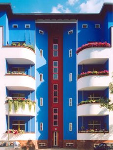 A Bruno Taut housing project