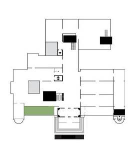 Map of Gallery Shop location