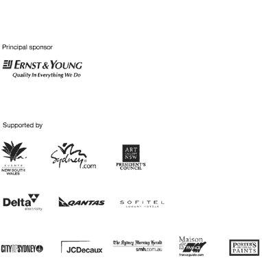 Monet sponsors logos