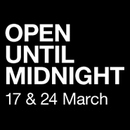 Picasso till midnight 17 and 24 March