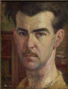 William Dobell 1932 self portrait