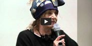Still from video Wendy Whiteley on the life and work of Brett Whiteley