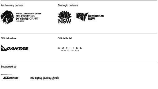 Sydney moderns sponsors