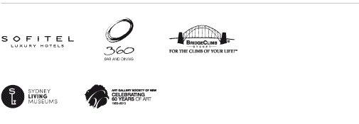 Logos Sofitel, 360 Bar and Dining, BridgeClimb Sydney, Sydney Living Museums, Art Gallery Society of NSW