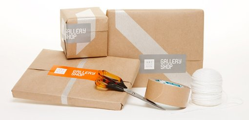 Gallery Shop Packing