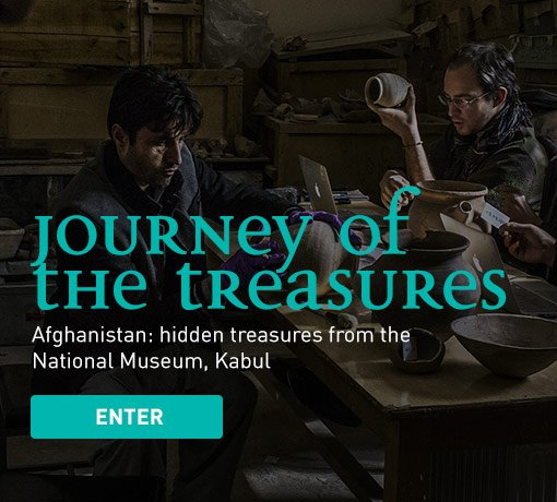 Journey of the treasures - enter