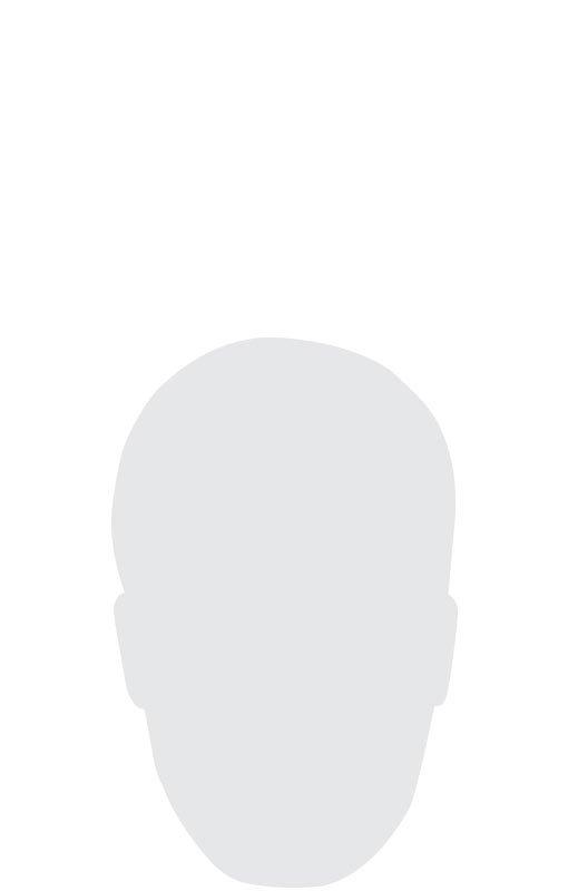 Outline of head for designing headdress