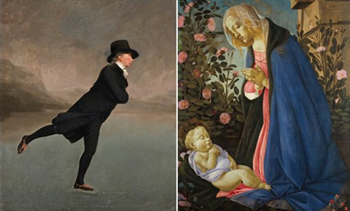 The greats masterpieces from the national galleries of scotland art gallery nsw