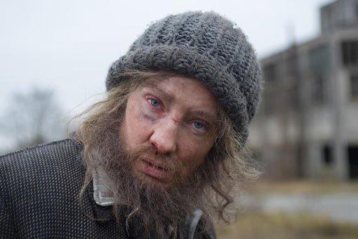 Rosefeldt Interview Cate Homeless