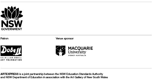 NSW Government, Dobell Art Foundation, Macquarie University