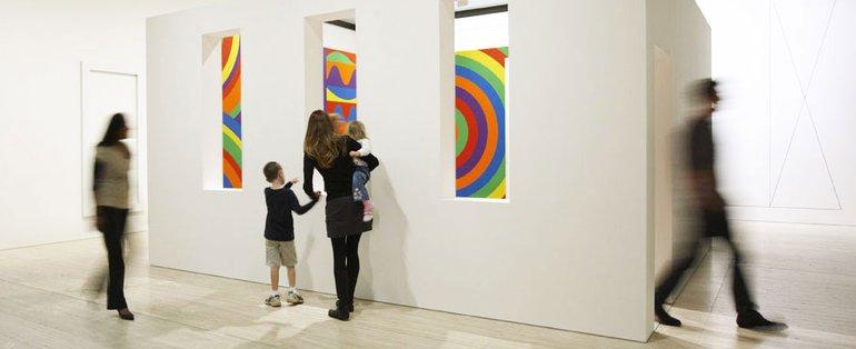 Art Gallery Sydney Kids