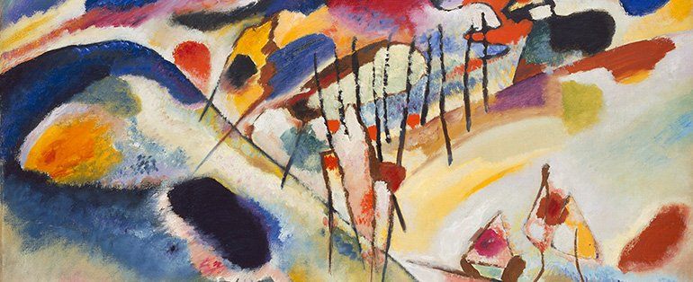 Masters of modern art from the Hermitage :: Art Gallery NSW