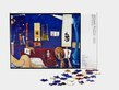Jigsaw Puzzle : Brett Whiteley Self Portrait in the Studio, Brett Whiteley - $29.95