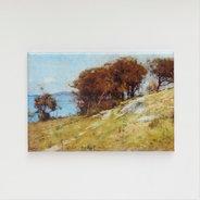 Arthur Streeton, Cremorne Pastoral Magnet,  - $7.95
