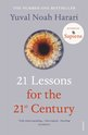 21 Lessons for the 21st Century, Yuval Noah Murakami - $23.00
